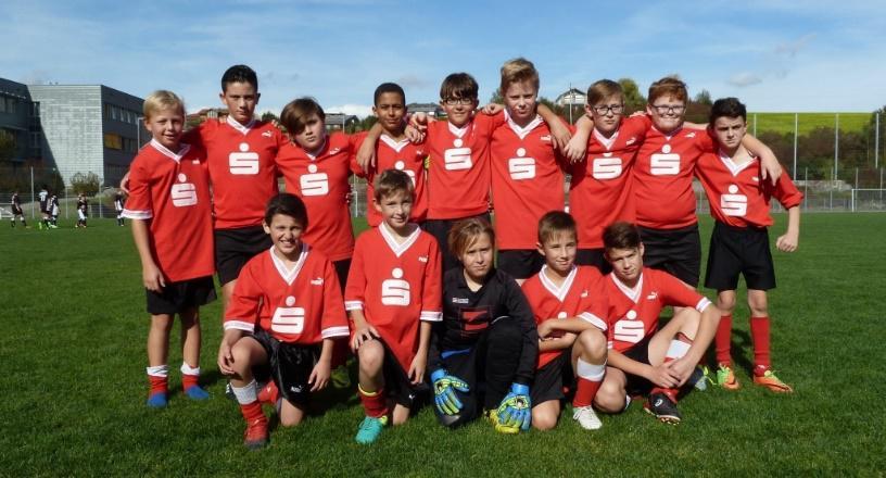 Fußball Schülerliga!