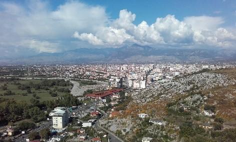Videokonferenz mit Albanien