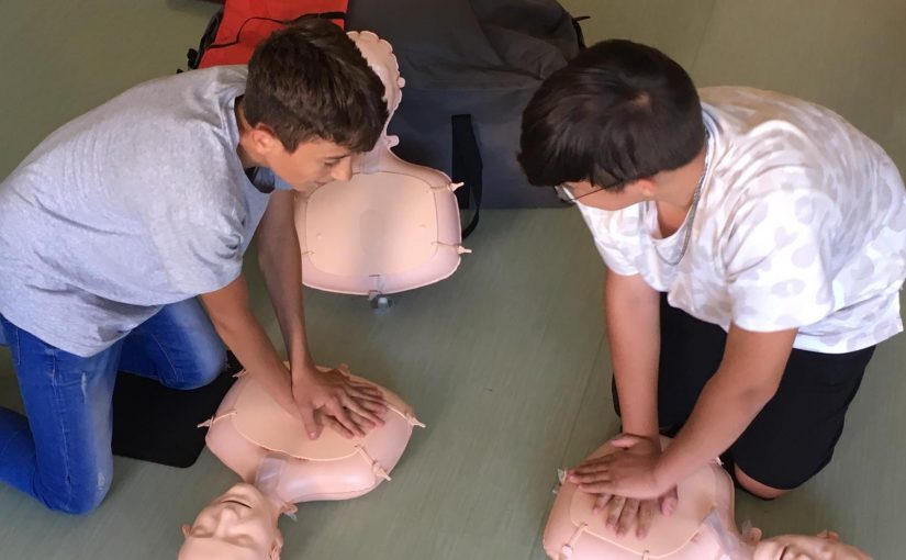 Aktion: Schüler retten leben